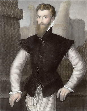 Edward Courtenay, Earl of Devonshire