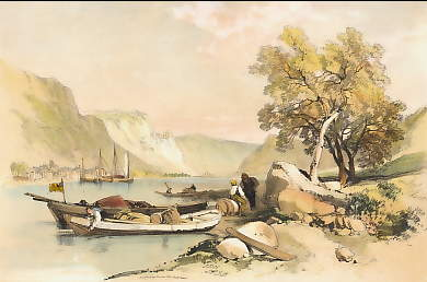 On the Rhine
