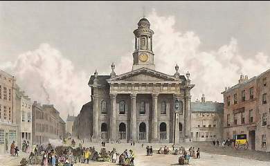 Lancaster Sessions House and Market