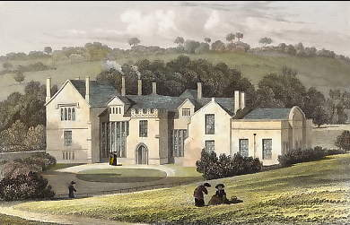 Dillington House, Somersetshire
