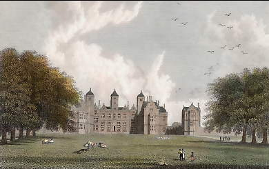 Aston Hall, Warwickshire