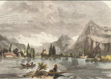 Lake of Thun