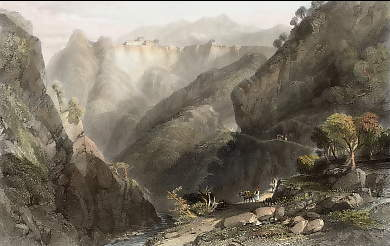 Valley of the Suli, the Ancient Acheron