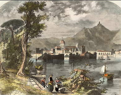 The Lake of Como
