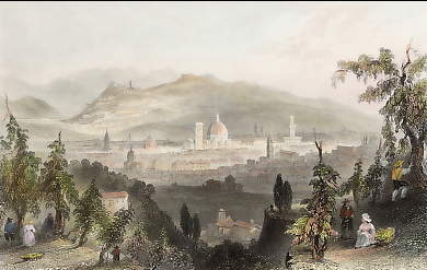 Florence and Fiesole
