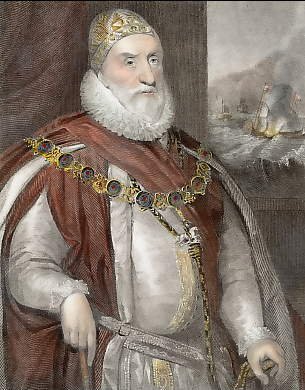 Charles Howard, First Earl of Nottingham