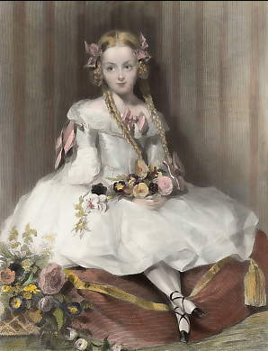 Frances Diana Manners Sutton, Daughter of Viscount Canterbury