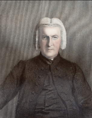 The Hon. & Rt. Rev. Shute Barrington, Lord Bishop of Durham