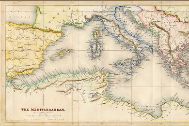 The Mediterranean and Turkish Empire