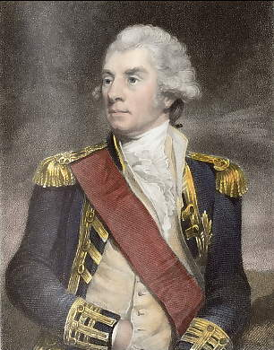 Rt. Hon. George Keith Elphinstone, Admiral Lord Keith