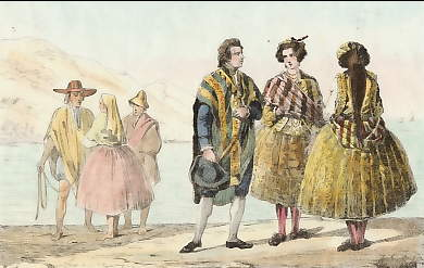 Costumes De La Conception