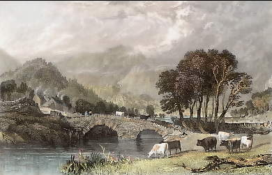 Patterdale Bridge, Westmorland