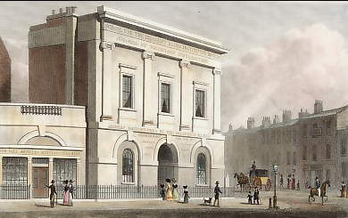 Asylum for the Indigent Blind, Westminster Road