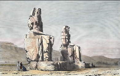 Colosses De Memnon