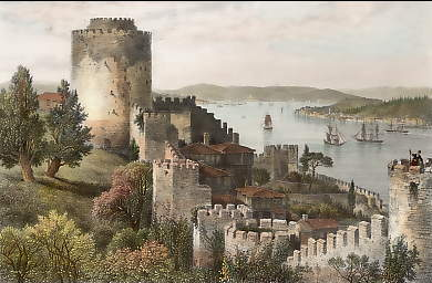 The Bosphorus, Constantinople