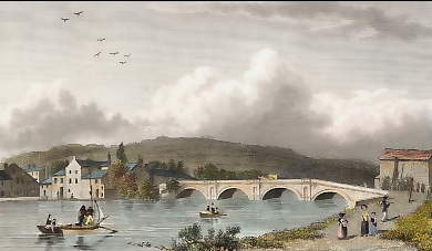 Strammongate Bridge, Kendal
