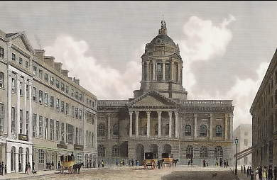 Town Hall and Mansion House, Liverpool