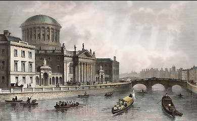 The Four Law Courts, Dublin