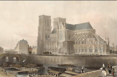 Cathedral of Notre-Dame, Paris