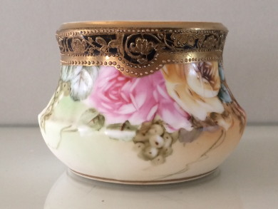 Flowers Bowl By Noritake