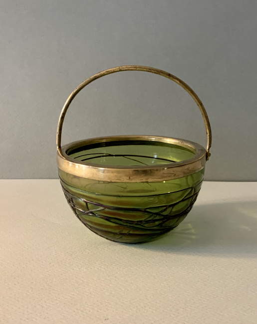 Bowl By Loetz