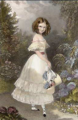 The Lady Clementina Augusta Wellington Villiers