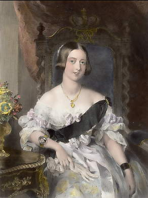 Her Most Gracious Majesty Queen Victoria