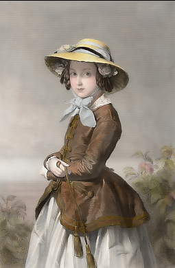 Fanny (Princess Charlotte of Belgium)