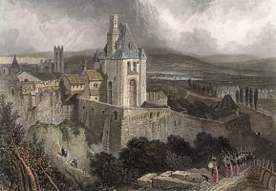 Chateau of Dieppe
