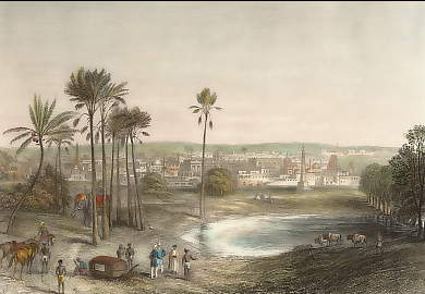 View of Madras
