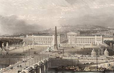 Place De La Concorde, Paris