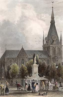 Cathedral, Liege