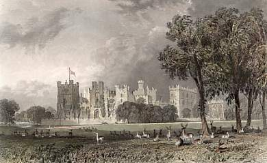 Raby Castle, Durham