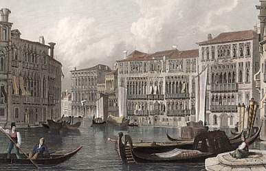 The Two Foscari, Venice