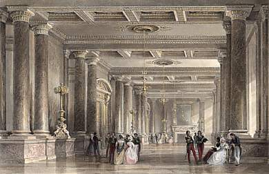Salon of Louis-Philippe, Fontainebleau