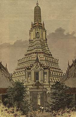 Pagoda of Watt Chang