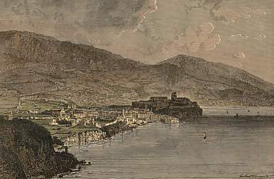 The Island of Lapari (Lipari)