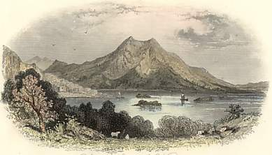 Upper Lake of Killarney