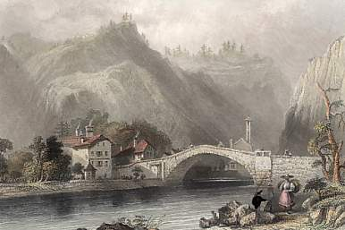 Cluse, on the Arve, Savoy