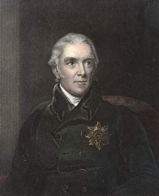 Sir Henry Halford, President of the Royal College of Physicians