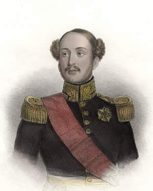 Ferdinand Philippe, Duke of Orleans