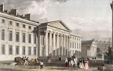 Royal Theater, and Athenaeum, Plymouth