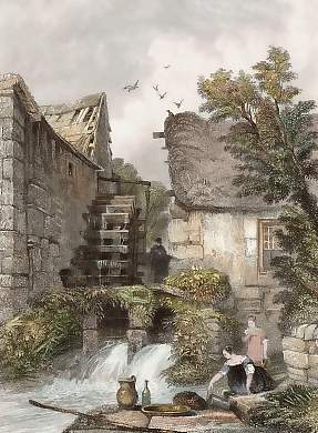 Water Mill, Westmorland
