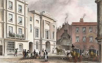 The Subscription Rooms & New London Inn,  Exeter