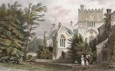 Buckland Abbey, Devonshire