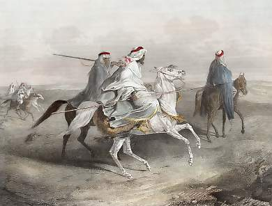 Wandering Arabs