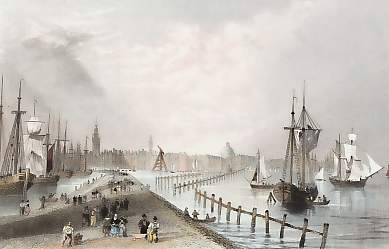 General View of Amsterdam