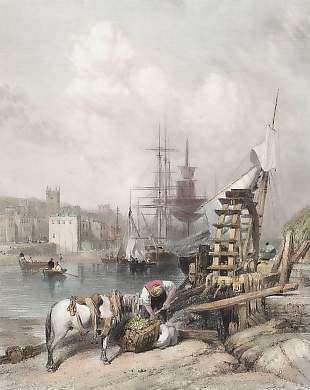 Falmouth, from the Mills