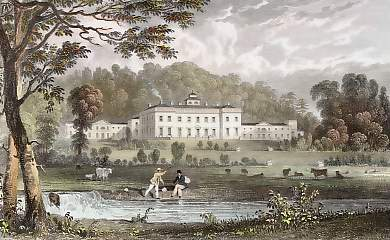 Castle-Hill, Near South Molton, Devonshire