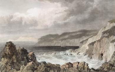 Cape Cornwall, from the Land´s End